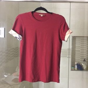 Burberry T-shirt sz M